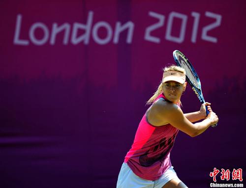 2012收入最高女运动员:莎拉波娃夺冠 李娜第二