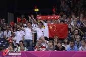 奥运图:羽球中国两组混双将会师 中国观众