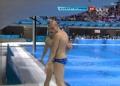 奥运视频-俄罗斯选手配合默契 最后一跳出众