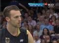 奥运视频-陈金机警反拍吊小球 陈金VS茨威布勒