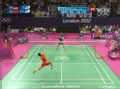 奥运视频-双方多拍平抽快打 茨威布勒反推得手