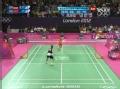 奥运视频-茨威布勒先杀对角线 陈金vs茨威布勒