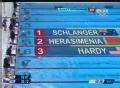 奥运视频-澳泳将一马当先晋级 女子100米自由泳