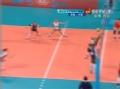 奥运视频-惠若琪轻扣骗过拦截 女排中国VS美国