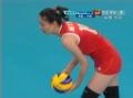 奥运视频-大梅严密防守破快攻 女排中国VS美国