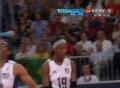 奥运视频-胡克大力斜角扣杀 魏秋月险些被击飞
