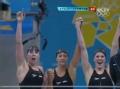 奥运视频-女4X200自由泳接力 美国问鼎中国第六