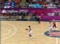 奥运视频-安赫尔横空抢断 闪电上篮如无人之境