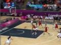 奥运视频-苏珊娜伯德手正热 梅开二度连投三分