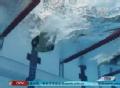奥运视频-女子游泳4x200接力 孙杨:配合很开心