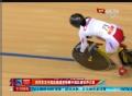 奥运视频-自行车女团竞速赛 中国队破世界纪录
