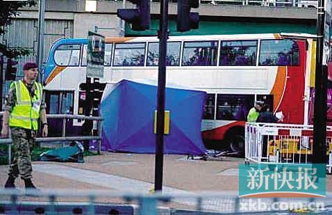 新快报讯据英国《每日电讯报》报道,当地时间8月1日傍晚,苏格兰场(英国伦敦警察厅)证实:在东伦敦奥林匹克公园的一起交通事故中,一名骑车的普通男子被一辆奥运媒体大巴撞死。