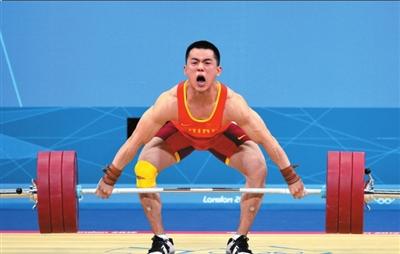 陆浩杰在比赛中。
