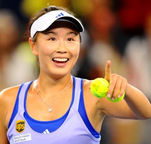 彭帅-伦敦奥运会网球选手