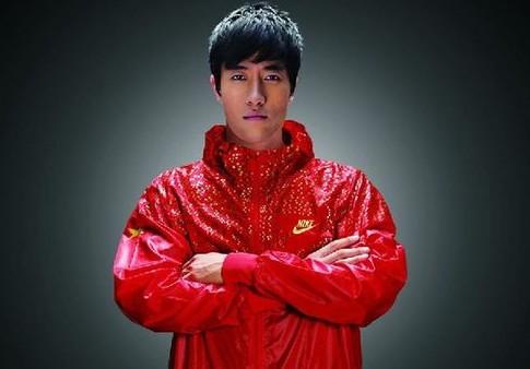 刘翔-北京奥运会跨栏冠军