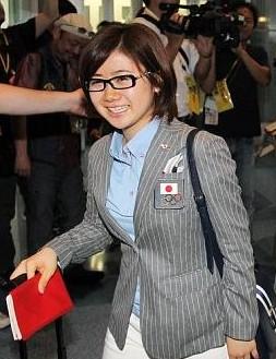 福原爱-伦敦奥运会乒乓球女单选手