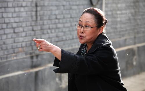 北京 《房战》/斯琴高娃真实演绎生活点滴
