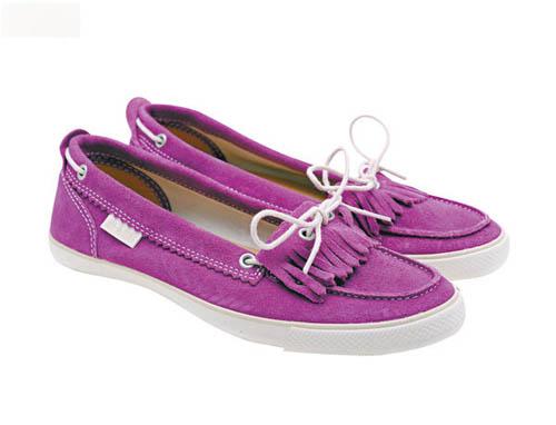 紫色All Star Moccasin $399