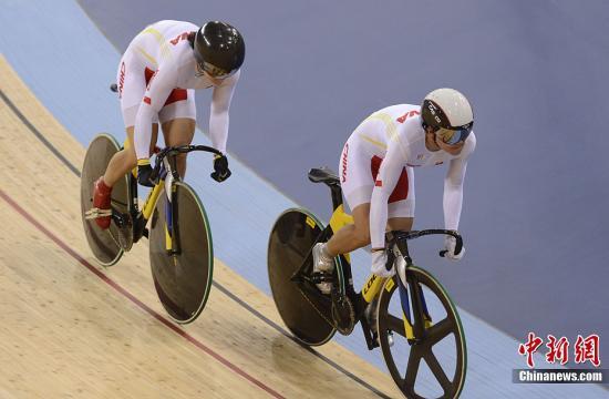 自行车金牌被抢走 中国队向国际自盟和奥委会申诉