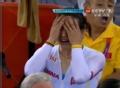 奥运视频-自行车女团夺冠判犯规 中国遗憾丢金