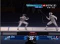 奥运视频-南贤喜闪电快击命中 大比分领先41-29