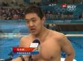 奥运视频-张丰林坦言无压力 对自己表现很满意
