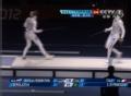 奥运视频-西斯卡迅雷不及掩耳 快速出击刺心窝