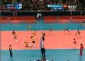 奥运视频-谢拉扣杀后排死角得分 中国VS巴西