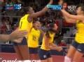 奥运视频-中国队站位轮转错误 巴西队白捡1分