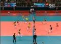 奥运视频-泰沙中路扣杀得手 女排中国VS巴西