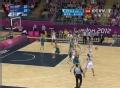 奥运视频-达妮洛基娜三分命中 俄罗斯VS澳大利亚