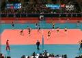奥运视频-谢拉单手传背飞成功 女排中国VS巴西
