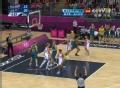 奥运视频-哈瑞瓦远投三分命中 俄罗斯VS澳大利亚