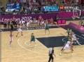 奥运视频-阿特丝娜空心三分 俄罗斯VS澳大利亚