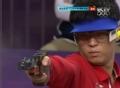 奥运视频-张健5中3被淘汰 速射决赛第四轮