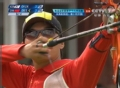 奥运视频-戴小祥最终箭锁赛点 射箭中国VS韩国