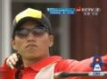 奥运视频-戴小祥发挥失误射8环 射箭中国VS韩国