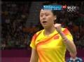 奥运视频-赵芸蕾封网大力扣杀 羽毛球混双决赛
