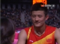 奥运视频-赛后采访谌龙:前半场不佳 全力争铜牌