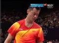 奥运视频-徐晨跃起演大力扣杀 羽毛球混双决赛