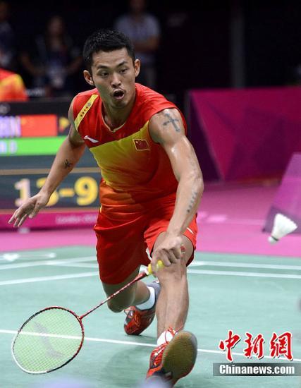 林丹李宗伟重聚奥运男单决赛 李永波对爱徒有信心