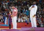奥运图:男柔法国摘金 心跳的好快