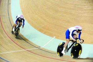 英国自行车选手辛德斯:我就是假摔