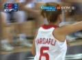 奥运视频-瓦尔达里急停跳投 女篮中国VS土耳其