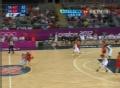 奥运视频-宋晓云突袭上篮一条龙 中国VS土耳其