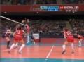 奥运视频-乌斯卢佩网前截击 女排韩国VS土耳其