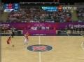 奥运视频-宋晓云空接三分球命中 中国VS土耳其