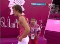 奥运视频-巫萨科夫优美腾空位列第一 男子蹦床