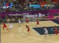 奥运视频-珊珊急速反击果断上篮 中国VS土耳其
