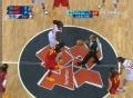 奥运视频-陈楠全场最高分 中国女篮55-82土耳其